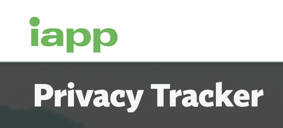 IAPP Privacy Tracker
